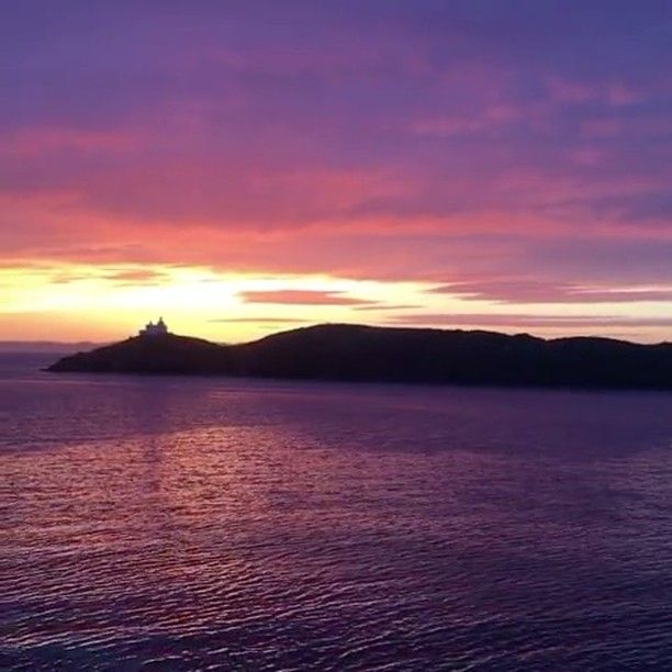 Enjoying the Magic of Sunset in Kea - Tzia island (Κέα - Τζιά)❤️