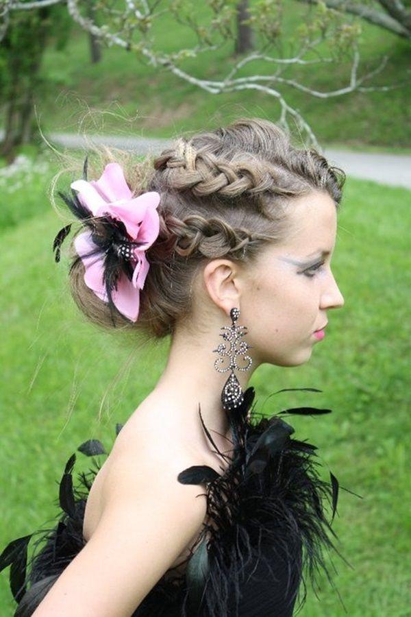 Braided Hair Updos for Long Hair (1)