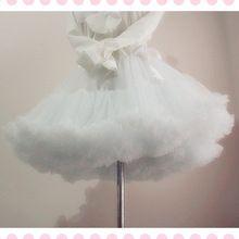 Gratis Verzending 2016 Baljurk Onderrok Swing Korte Jurk Petticoat, Lolita Petticoat Ballet Tutu Rok Rockabilly Crinoline(China (Mainland))