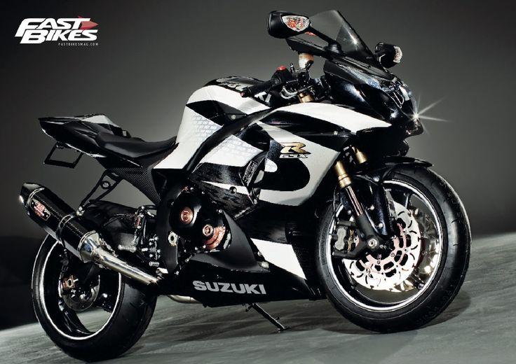 Motos Super Esportivas: Suzuki GSX -S1000F