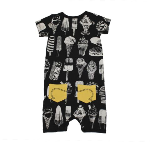Buy The Cool Kids Playsuit online now at www.rockyourbaby.com