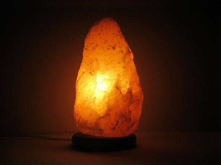 FARMATECA.IT: lampada di sale rosa himalayano, lo ionizzatore naturale ed arredo cromoterapico per ristabilire l'equilibrio ambientale e il benessere psicofisico