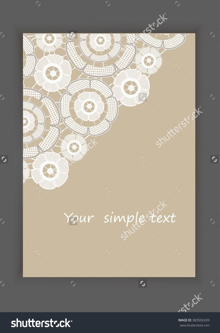 White Flowers Bobbin Lace Vector Texture Background For All. Eps10. - 383502439 : Shutterstock #lace #bobbin #vector #shutterstok  #illustration #wedding  #retro #vintage