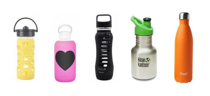Fem fine flasker uten skadelig kjemi –