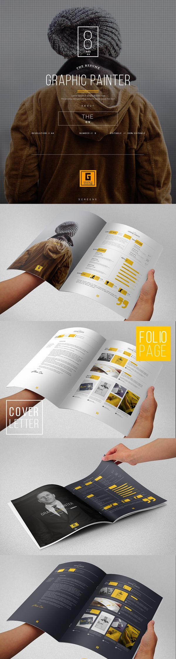 Free PSD Files - 27 Photoshop Psds for Designers | Freebies | Graphic Design Junction