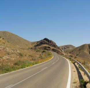 Travelling through the Cabo de Gata