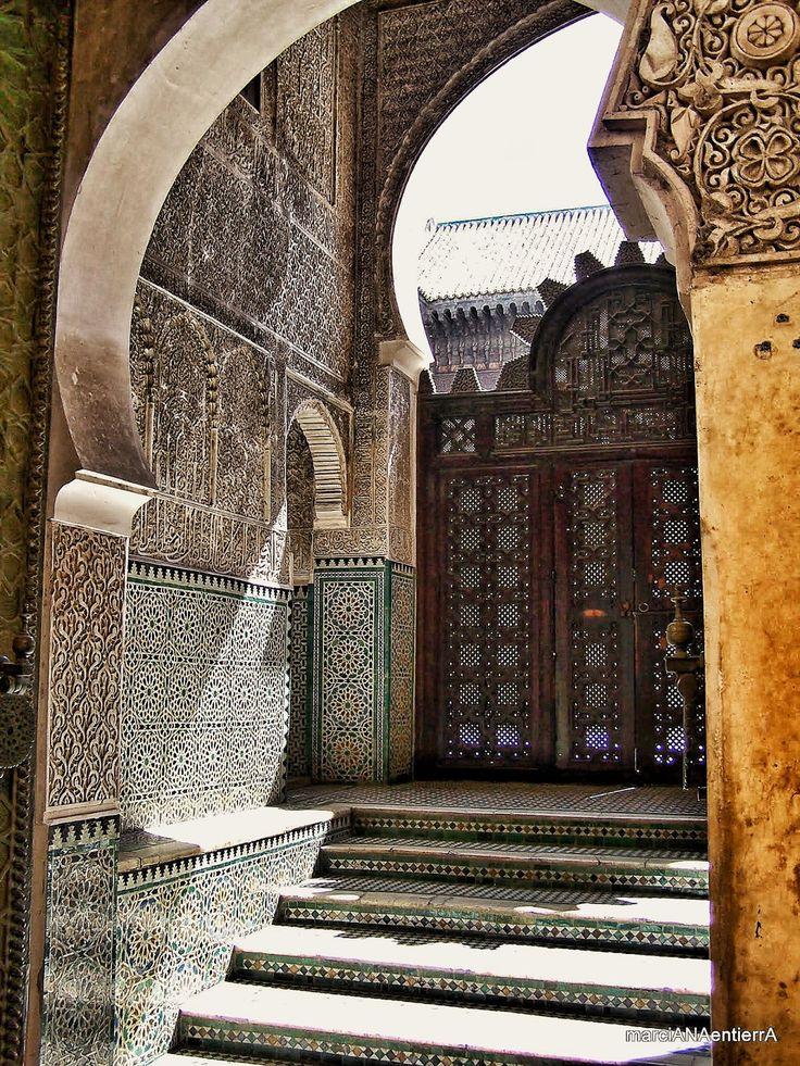 Madraza Bou Inania, Fez