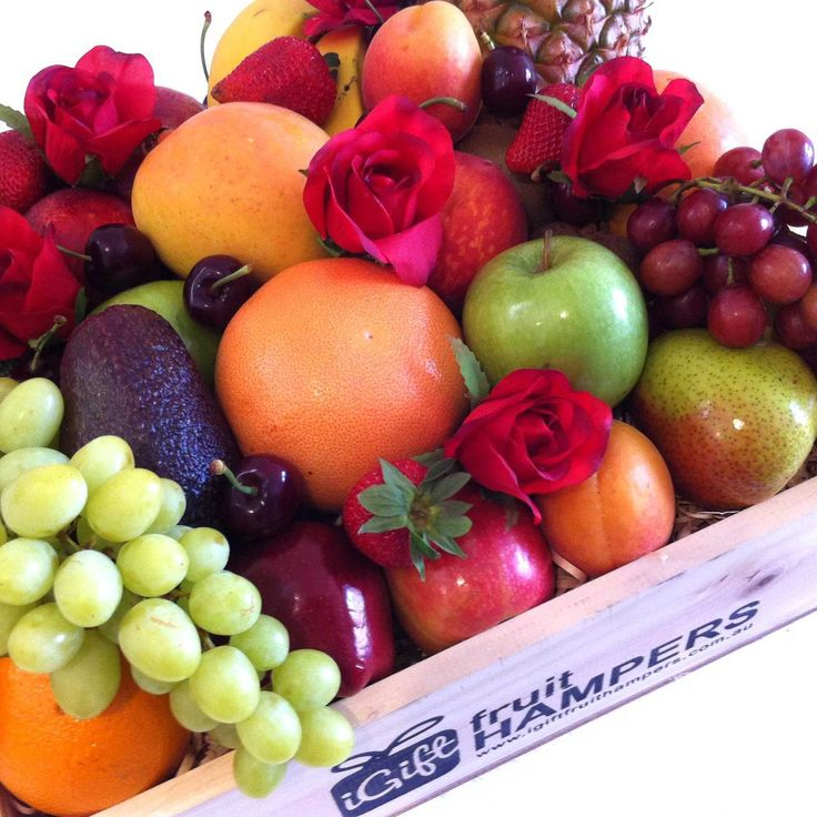 igiftFRUITHAMPERS.com.au - Red Roses Fruit Hamper, $58.99 (http://www.igiftfruithampers.com.au/red-roses-fruit-hamper/) Available online just in time for Christmas!  http://www.igiftfruithampers.com.au/flower-fruit-hampers/  #flowerfruithampers #fruithampers #christmashampers #fruithamperssydney #fruithampersaustralia #fruithampersmelbourne #fruithampersgoldcoast #fruithampersbrisbane #fruithamperscanberra #fruithampersACT #luxurygifts #luxuryhampers