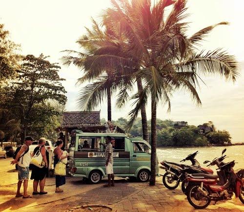 Phuket Tuk tuk..
