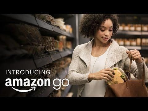 Amazon.com has a new idea for a #HiTech convenience store.... But with very little human contact.  See what you think of the concept... #StupidPrices