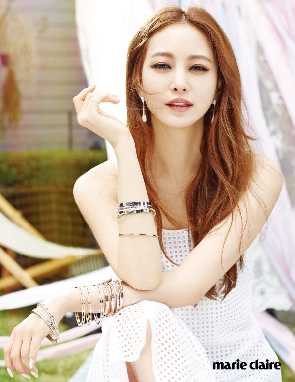 Han Ye Seul - Marie Claire Magazine June Issue '15