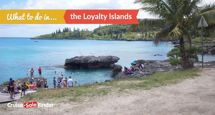 Loyalty Islands: Port Guides