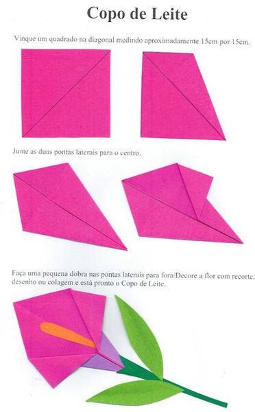 Easy Origami Easter Egg