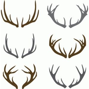 Silhouette Design Store - Search Designs : tree, deer