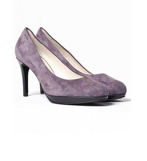 HOGL Suede Platform Pumps € 99.00    http://www.luxury-dressing.com/en/shop/product/suede-platform-pumps-altrosa/