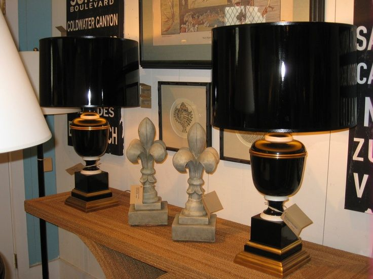 mary mcdonald lamps | Mary McDonald Lamps. So classic.