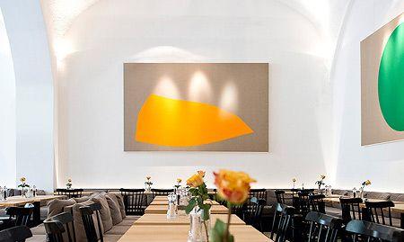 Prinz Myshkin – vegetarisches Restaurant, vegetarian Restaurant, Hotel, Café, München, Munich