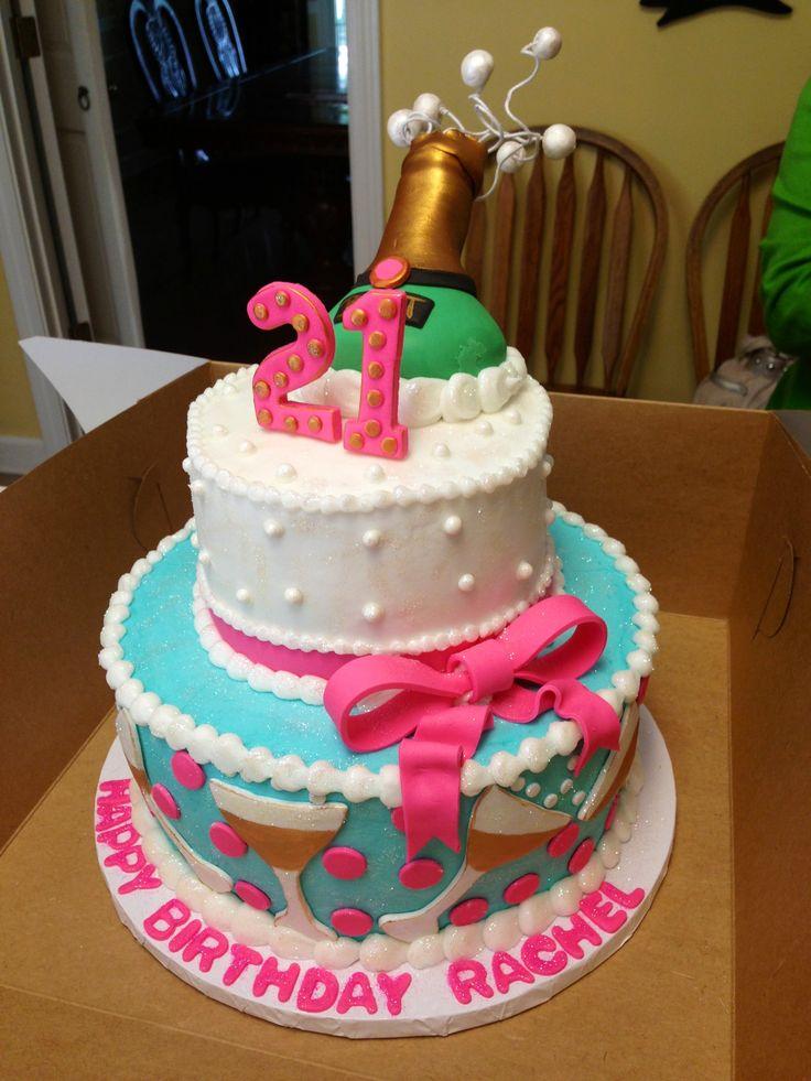 Birthday Cake For Zeny ~ My st birthday cake holiday ideas pinterest