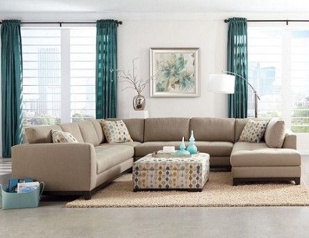 Jade Sectional Sku Pkgjd243 The Upper Room Home Furnishings Ottawa 39 S Premier Home Furniture