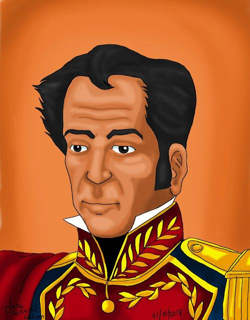 Simon Bolivar V 2020 G Znamenitosti