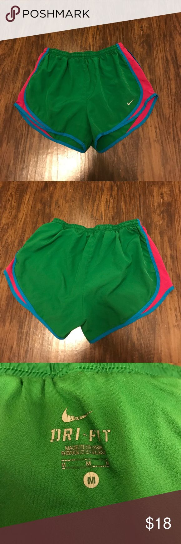 NIKE DRI-FIT SHORTS (RARE COLOR) Used but still in good condition Nike shorts. Super comfy. Nike Shorts
