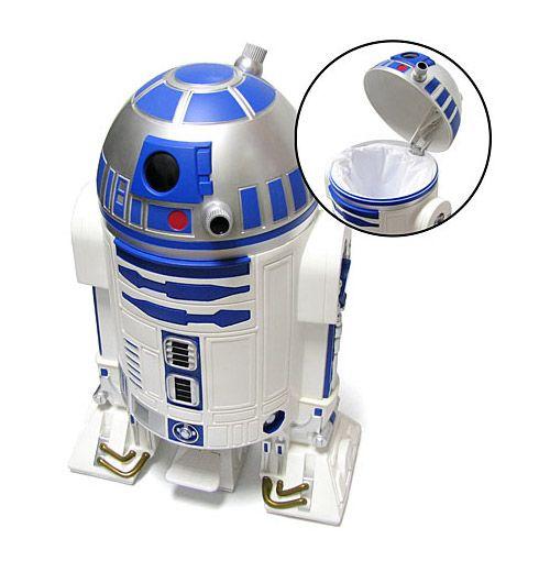R2-D2 Mülleimer on http://www.drlima.net