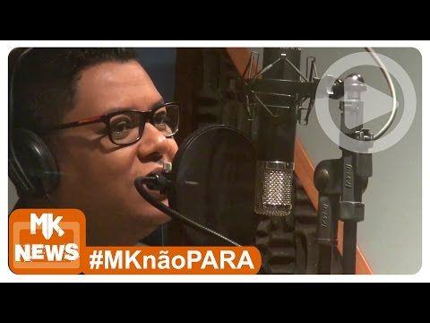 Anderson Freire - Colocação de Voz no CD Autoridade e Unção, da Léa Mendonça (#MKnãoPARA) - YouTube