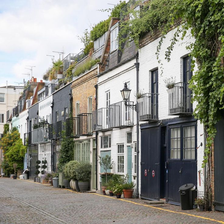 St Luke's Mews, Notting Hill, London