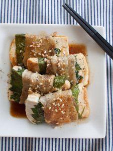 豆腐と大葉の豚バラ巻き by tomo | レシピサイト「Nadia | ナディア」プロの料理を無料で検索