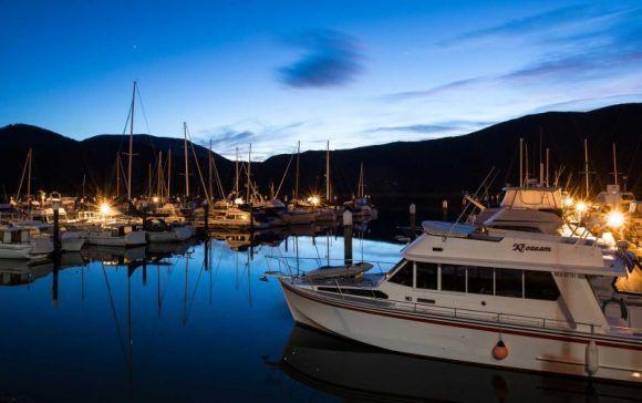 Havelock Marina - Marlborough Sounds Marinas