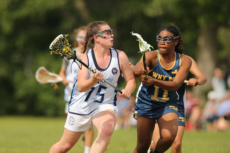 Stick Stringing Specifications Simplified for Women's Lacrosse | US Lacrosse