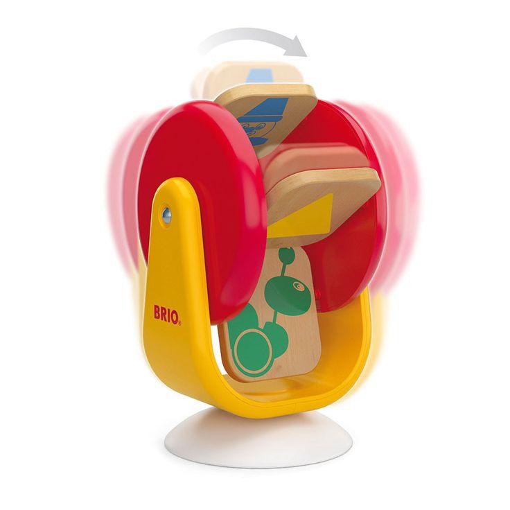 BRIO - Baby Wooden Highchair Toy