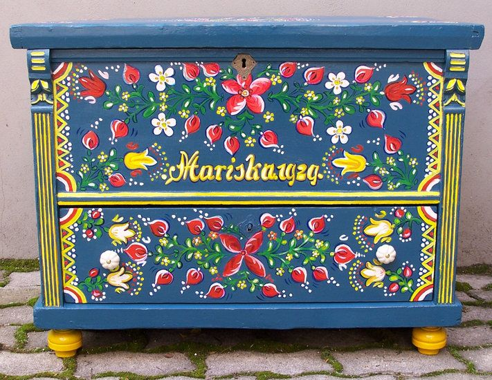 best hand painted furniture - Google Search