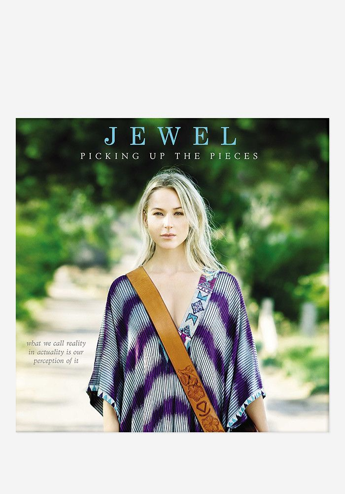 """Picking Up the Pieces, which Jewel describes as a """"singer-songwriter's record,"""" and one she hopes her influences, Nina Simone, Joni Mitchell and Rickie Lee Jones and mentors, Bob Dylan, Merle Haggard"""