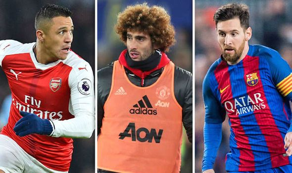 Transfer Gossip: Man Utd contract offer managers on Sanchez Messis Barcelona deal   via Arsenal FC - Latest news gossip and videos http://ift.tt/2o5H5aE  Arsenal FC - Latest news gossip and videos IFTTT