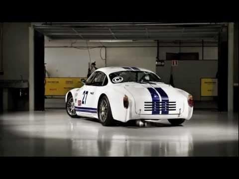 Karmann Ghia de corrida