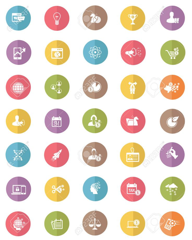 41551167-Business-and-seo-marketing-icons-design-clean-Stock-Vector.jpg (1040×1300)