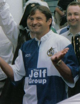 Information and statistics on ex Tottenham Hotspur player Gary Mabbutt