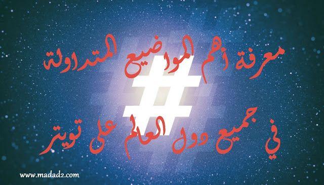 معرفة المواضيع المتداولة او الهاشتاقات على تويتر في بلد مختلف مداد الجليد Hashtag Twitter Movie Posters Poster