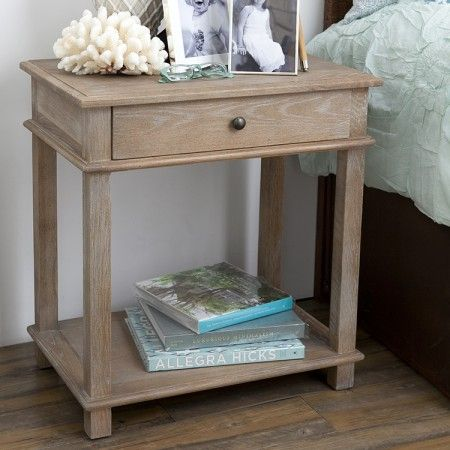 Hudson Furniture Side Table Styled One