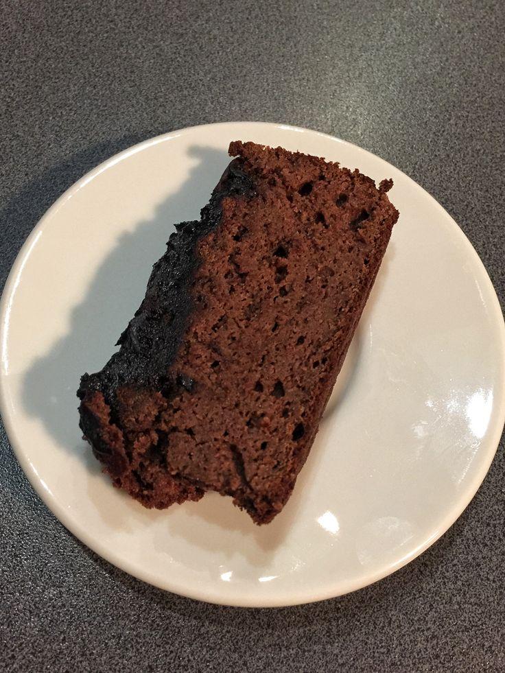 Czekoladowe ciasto z fasoli bez mąki, bez glutenu. – Mamy ruszamy