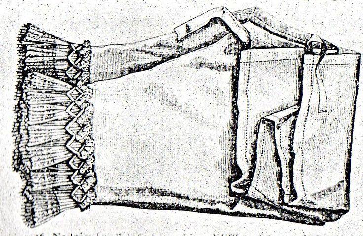 Drawers from Budapesti Bazár 1885