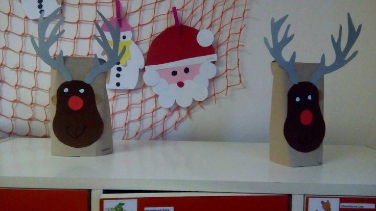 Christmas create, reindeer