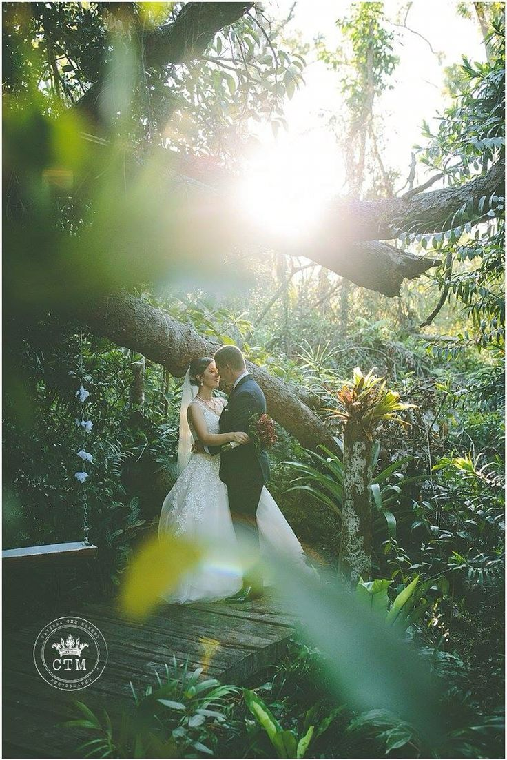 Byfield State Forest wedding Rockhampton wedding photographer  Capture The Moment Photography Australia  www.capture-t-moment.com