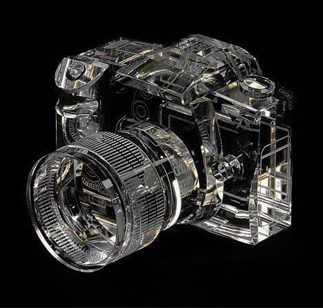 • cristal camera