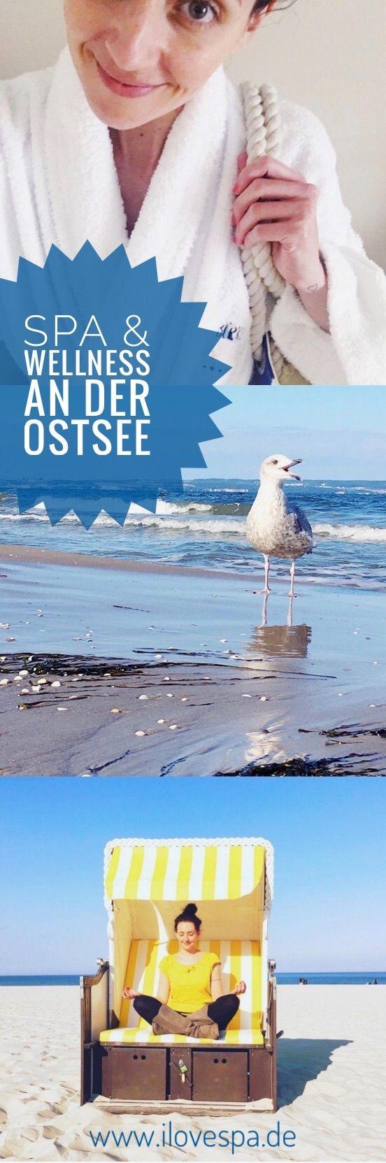 Spa & Wellness Ostsee - Meine liebsten Wellnesshotels an der Ostsee!