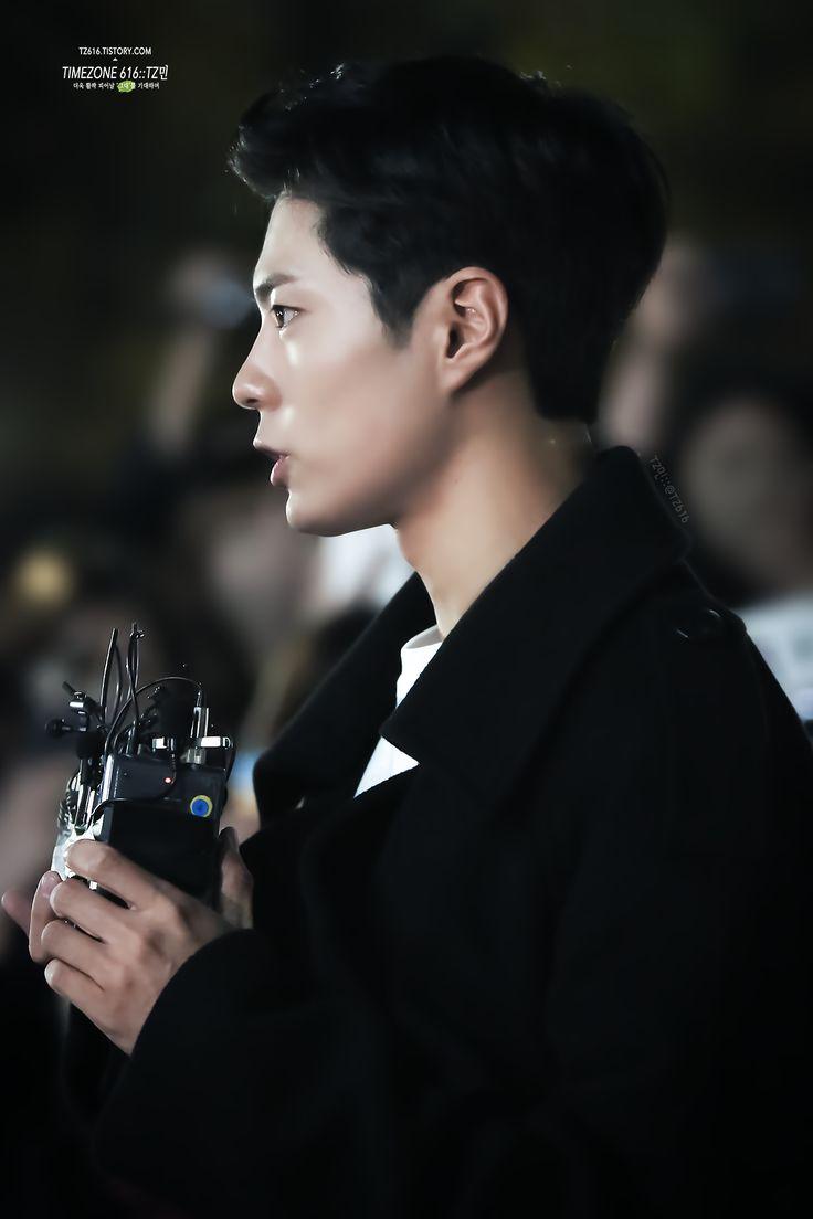 박보검 161019 < 구르미 그린 달빛 > 종방연 [ 출처 : TZ민 https://twitter.com/tz616/status/920809580841484288 ]