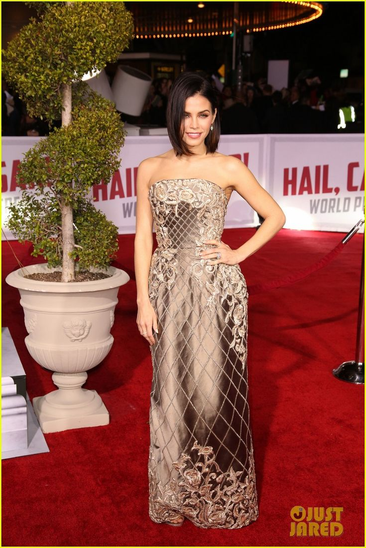 Channing Tatum's Wife Jenna Dewan Shows Support at  'Hail, Caesar!' Premiere: Photo #3566817. Channing Tatum suits up for the premiere of his film Hail, Caesar! held at the Regency Village Theatre on Monday (February 1) in Los Angeles.    The 35-year-old…