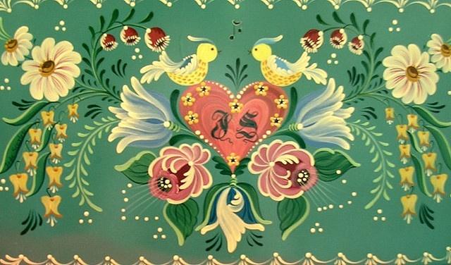 ~Mooie folklore beschildering~