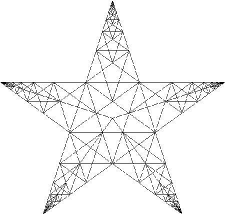 49 best Geometria y fractales images on Pinterest